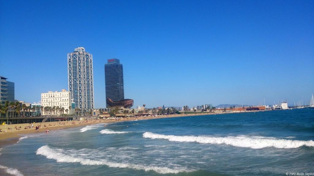 Plaża Barceloneta