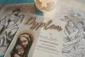 Zwycięskie prace Dominiki Bryły, a także dyplom uznania